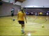 Dodge Ball With Be Jones