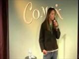Aisha Tyler, Live At Comix