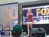 Andrea Thompson, Fox