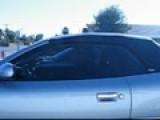 Alice Cooper In Car