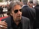 Al Pacino Speaks At The