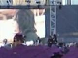 Alice Cooper At Graduation!