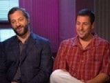 Adam Sandler And Judd