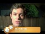 Adam Brody On His Grandpare