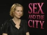 Cynthia Nixon Reveals All