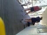 Claudia Schiffer Aerobic Video