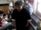 Dancing Asian