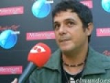Entrevista Alejandro Sanz