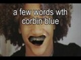 Few Words With Corbin Bleu