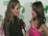 Josie Maran On The Green