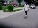 Kaka Can&#39 T Skate For Chet