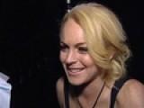 Lindsay Lohan At The Young