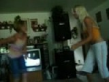 Me And Sissys CATFIGHT!!