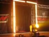 Randy Orton Entrance Live