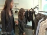 Shopping With Damaris Lewis