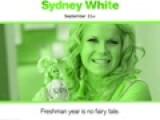 SYDNEY WHITE, Forum
