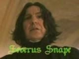 Snape-Alice Cooper
