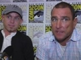 Vinnie Jones And Martin Klebba