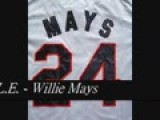Willie Mays - C.L.E