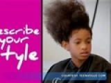 Willow Smith Whips Her Hair