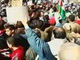 Manifestation Pour Le Soutient De Gaza Rabat Maroc 2009