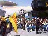 Quốc Ca Việt Nam Trên Hàng Không Mẫu Hạm Midway