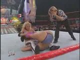 Wwe Divas - Spanking Match - Trish Stratus Vs Stacy Keibler