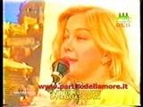 Moana Pozzi In Un'intervista Elettorale Del PdA, 1993