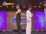 Taekwondo K-tiger Vs Break Dance T.i.p