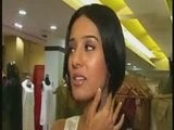 Hot Babes Amrita Rao And Urvashi Sharma At Amara Store