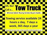 Nonconsent Towing? Winston Salem Towing Service