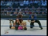Torrie Wilson Vs Victoria At Smackdown