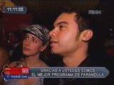 Catalina Y Rogelio Con Kalimba 2