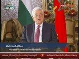A Rabat, Mahmoud Abbas Demande Au Monde Arabe De S'unir