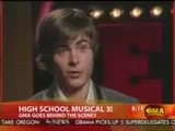 High School Musical 3 Behind The Scenes In GMA