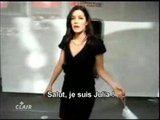 Webzone Canal + - Julia Allison + The Hills