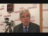 Jean-Pierre CHEVENEMENT Sur Radio Classique
