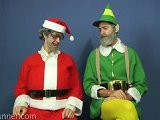 Santa & Elf FAIL Men Who Can't Pee 2