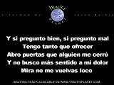 Alejandro Sanz - Desde Cuando Karaoke Instrumental