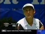 1999 Monica Seles Def Steffi Graf 4 4