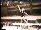1956 Olympics - Larissa Latynina - BB