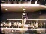 1956 Olympics - Larissa Latynina - UB