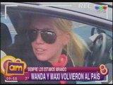 Wanda Indignada Con Los Medios
