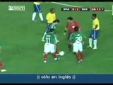 All Goals - Brazil Vs. Mexico