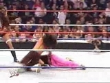 Torrie Wilson Vs Melina Great American Bash 2005