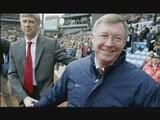 Sir Alex Ferguson And The Balloon