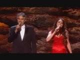 Andrea Bocelli & Sarah Brightman Canto Della Terra Live