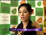 Amrita Rao On Fashion, Films And More