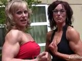 Muscle Girls With Glasses Are Sexy