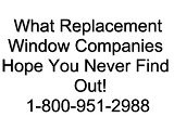 Window Replacement Amarillo TX -Buyer Beware